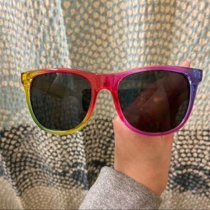 Multicolored Victoria Secret PINK Sunglasses